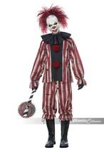 California Kostüme Scary Alptraum Clown Horror Erwachsene Halloween Kostüm 01283 - $34.70