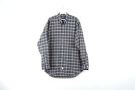 Vintage 90s Polo Ralph Lauren Mens Medium Long Sleeve Plaid Flannel Shir... - $44.50