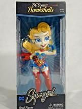 """Cryptozoic DC Comics Bombshells Super Girl Classics 7"""" Vinyl Statue / NEW IN BOX - $21.77"""