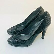 Stuart Weitzman Women's Size 8 Mixed Animal Print Leather Pumps - $28.71