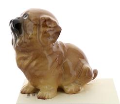Hagen-Renaker Miniature Ceramic Dog Figurine Pekingese Pedigree Pup image 2