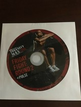BEACHBODY INSANITY MAX 30 REPLACEMENT DISC DVD FRIDAY FIGHT ROUND 2 & PULSE - $14.46