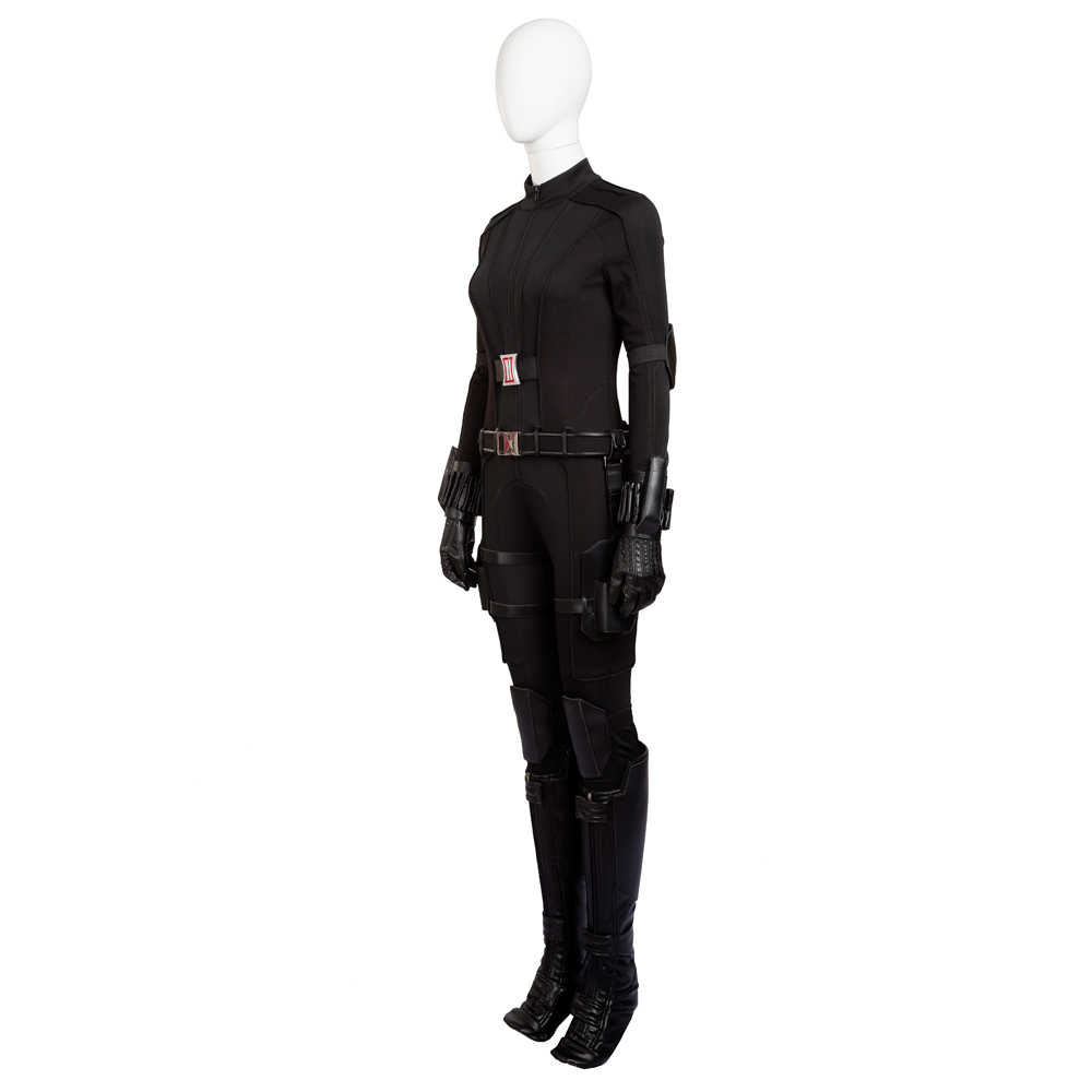 Captain America 3 Black Widow Costume Natasha Romanoff Cosplay Costume