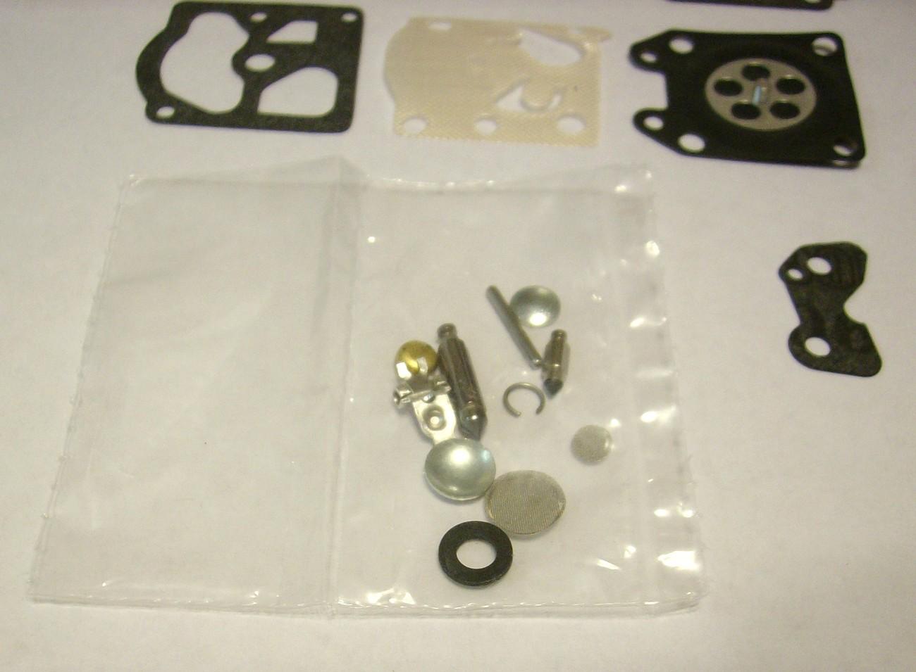 Walbro WA & WT carb carburetor rebuild kit and 14 similar items