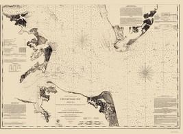 Chesapeake Bay - Fairfax 1863 - 23 x 31.31 - $36.95+