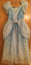 Halloween Disney Store Princess Dress Costume Cinderella size 10 EUC - $27.10