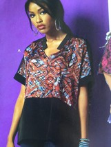 Butterick Sewing Pattern 5955 Misses Ladies Top Size L-XXL 16-26  New - $16.11