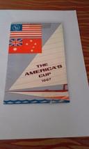 1967 America's Cup Brochure - $7.69