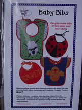 "Sewing Pattern ""Baby Bibs"" - Easy - $6.99"
