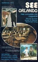 Orlando Florida (Vintage -  September,1976 - $3.25