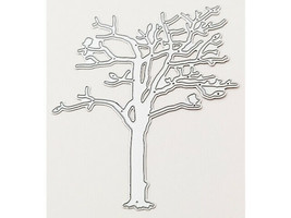 Tree Die, Scrapbooking, Card Making
