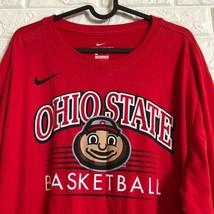 Nike Sri-fit Ohio staye basketball long sleeve tee - $42.57