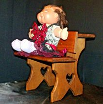 Cabbage Patch Doll sitting at a Large Wooden School Desk AA-191964  Collectible image 10