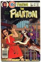 THE PHANTOM #72 1976-CHARLTON COMICS-WOLF COVER VG - $24.83