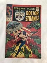 Strange Tales 1951-1976 1st Series #153 Stan Lee Jack Kirby Jim Steranko... - $18.81