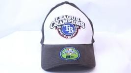 New Era Tampa Bay Rays 2008 MLB League Champions Hat Devil Rays Hat Worl... - $17.08