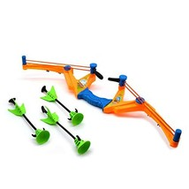 Bow and Arrow Playset for Kids - Archery Play Set for Children, Suction ... - $27.84
