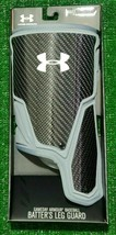 Under Armour Left-Handed Batter Leg Guard 1263588-035 ONE SIZE MISSING T... - $25.23