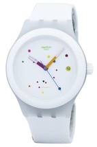 Swatch Originals Sistem White Automatic Sutw400 Unisex Watch - $159.00