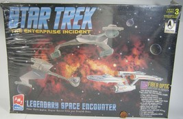 "AMT Ertl Model Kit ""The Enterprise Incident"" Legendary Space Encounter 1... - $49.99"
