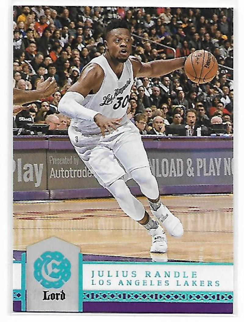 Primary image for 2016-17 Panini Excalibur Lord #81 Julius Randle NM-MT Lakers