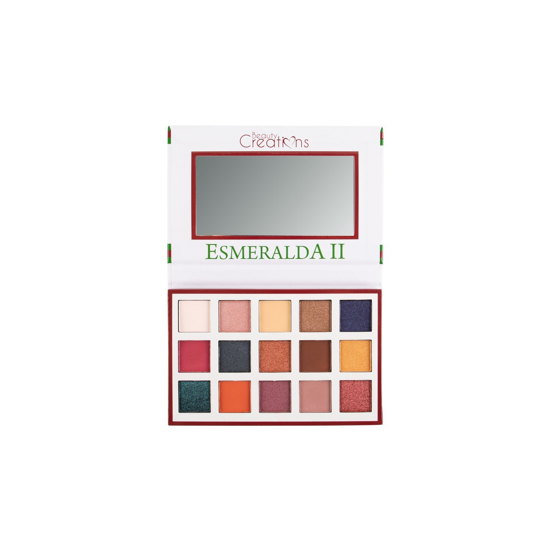 ESMERALDA PALETTE II By Beauty Creations