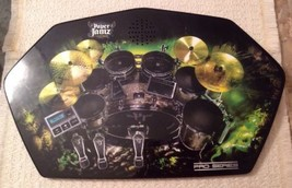 WowWee Paper Jamz Pro Series Drum Style 1 - Customize Drum's Sounds, W6388  - $14.25
