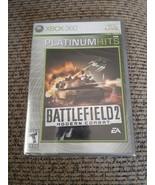 Battlefield 2: Modern Combat (Microsoft Xbox 360, 2006) Platinum Hits EA... - $47.51