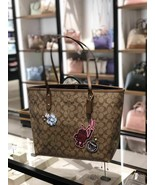 Coach X Keith Haring Tote Canvas Patches Limited Edition F48728 NWT - $186.64