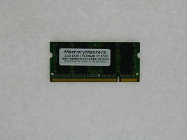 2GB MEMORY FOR ACER EMACHINES E627 314G50MI 5012 5019 5279 5628 5710 6C3G25MI