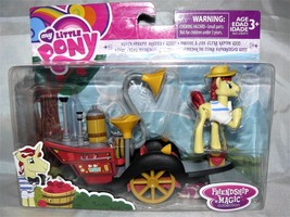 My Little Pony Frienship is Magic Collection Super Speedy Squezzy 6000 Set - $11.87