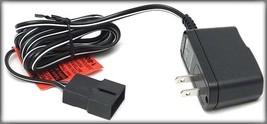 6 volt battery charger 6v 6volt FisherPrice Power Wheels black plug lite adapter - $22.24