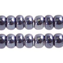 10/0 Gunmetal Czech Seed Beads 40 grams - $3.40