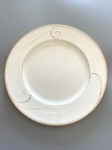 Noritake Golden Wave  Dinner Plates Lot of 2  New with Tags #9316 - $18.49