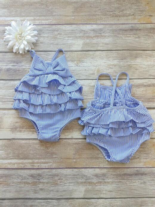 Baby Girls Mudpie Swimsuit