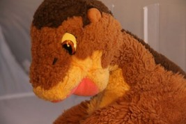 "Vintage 1988 Gund Littlefoot The Land Before Time 16"" Plush Dinosaur Stuffed - $45.45"