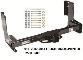"2007-2014 FREIGHTLINER SPRINTER 2500 3500 TRAILER HITCH 2"" TOW RECEIVER NEW - $204.82"