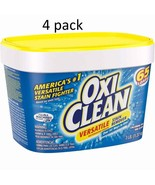 Oxi Clean White Revive Stain Remover, 3 Lbs [Oxi Clean] 4 Pack - $50.00