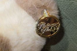"12"" Platinum Plus Panda Teddy Bear CREAM Colored Plush Golden Ear Tag Cuddly image 4"