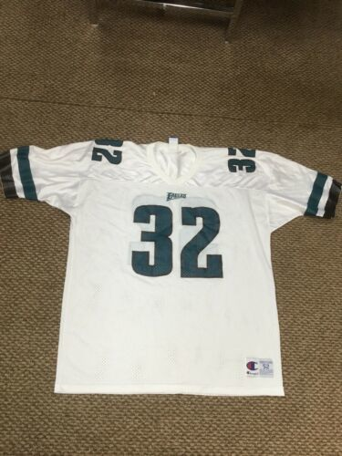 Primary image for Philadelphia Eagles Ricky Watters White Champion Jersey 52 Excellent Condition
