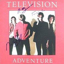 "Television Band Signed Autographed ""Adventure"" 12x12 Promo Photo - COA Matching  - $59.39"