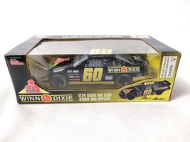 Racing Champions Mark Martin #60 NASCAR Winn Dixie 1:24 Stock Car 1996 - $22.50