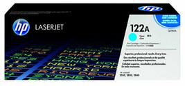 HEWQ3961A - Genuine HP Cyan Toner Cartridge for Color LaserJet 2550L, 25... - $29.70
