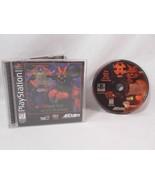 PS1 Advanced Dungeons & Dragons Iron & Blood Warriors of Ravenloft Compl... - $22.76