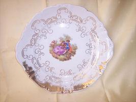 * Winterling Bavaria Venezia Plate Decor  Vintage - $29.99