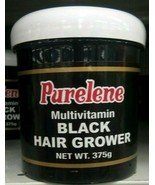 Jamaican Brand Purelene Multivitamin Black Hair Grower / Hair Grease - $7.92+