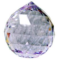 Swarovski 40mm Crystal Faceted Ball Prism image 12