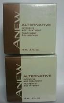 2 Anew Alternative Intensive Age Treatment 0.5 Fl.Oz (15ml) Each - $19.79