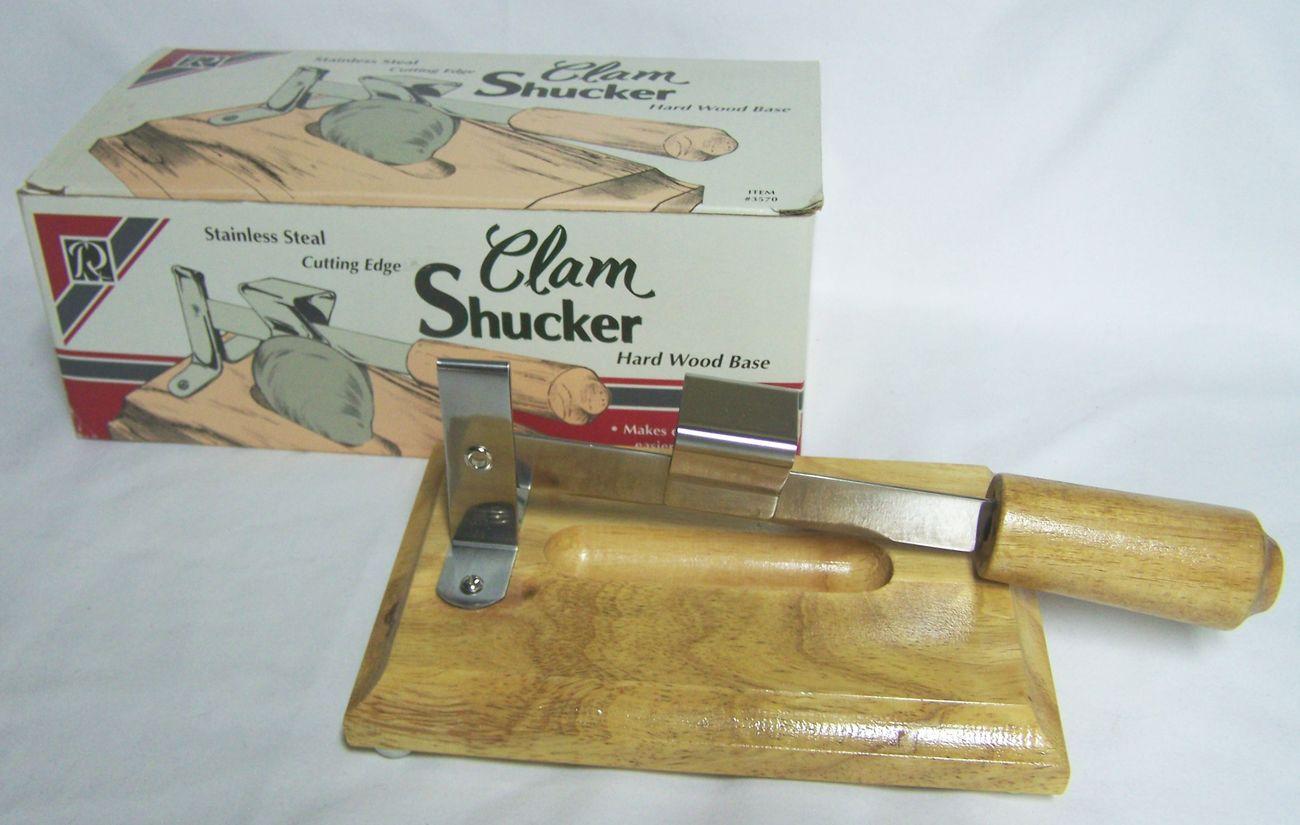 2000 R&M Claim Shucker, NIB