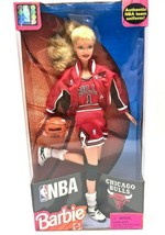 Barbie Licensed NBA Chicago Bulls Doll in NBA Uniform '98 - BRAND NEW! - $35.00